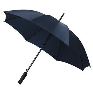 Golfregenschirm dunkelblau