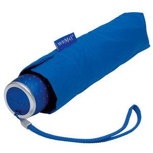 miniMAX® Taschenschirm Blau