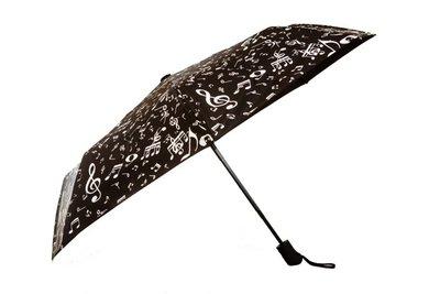 Taschenregenschirm Musik