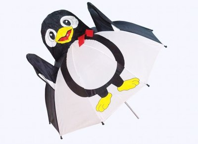 Kinderregenschirm Pinguin