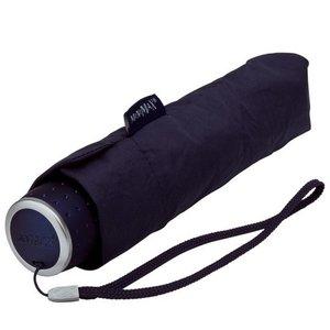 miniMAX® Taschenschirm Dunkelblau