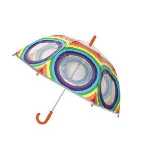 Kinderregenschirm Regenbogen