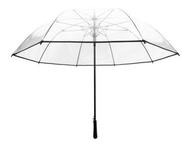 Golfregenschirm durchsichtig smati