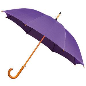 Luxus Stockschirm Violett
