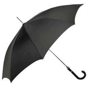 Regenschirm Herren Schwarz Automatik