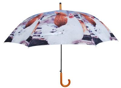 Hühner Regenschirm