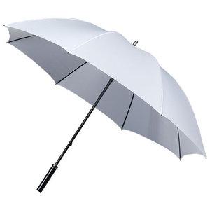 Brautregenschirm Golf Weiß