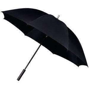 Brautregenschirm Golf Schwarz
