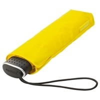 miniMAX® Ultraflacher Taschenschirm Gelb