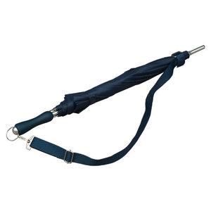 Falcone® Wander-Trekkingschirm mit Schulterband Dunkel Blau