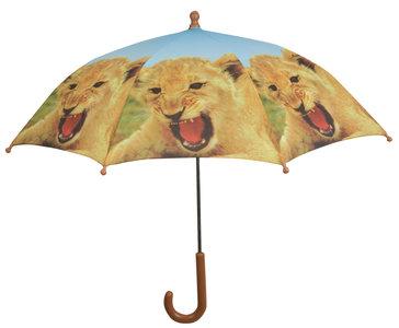 Kinderregenschirm Löwe