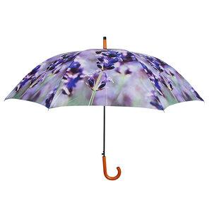 Lavendel Regenschirm
