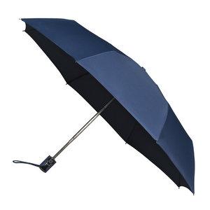 Taschenregenschirm dunkelblau