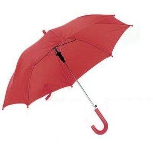 Kinderregenschirm Rot