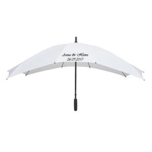 Regenschirm Duo bedrucken
