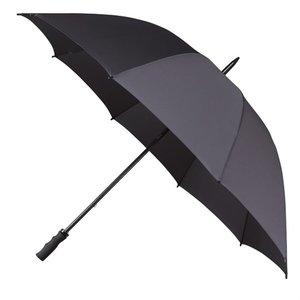 Falcone Sturm Golfschirm Grau