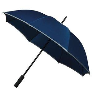 Reflektierender Regenschirm Dunkel Blau