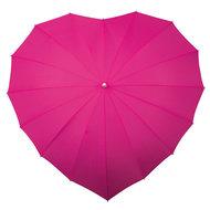 Herz Regenschirm Rosa