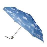 Taschenschirm mit Wolkendesign