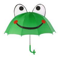 KIDORABLE Kinderegenschirm Frosch