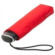 miniMAX® Ultraflacher Taschenschirm Rot